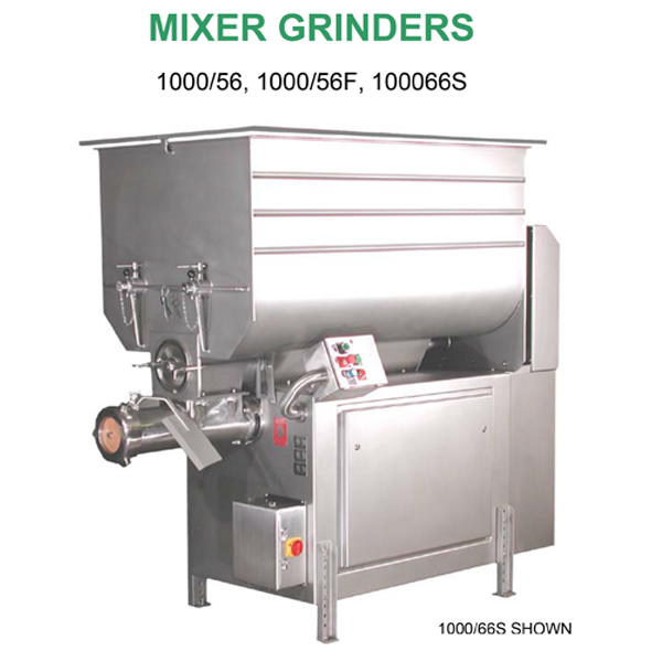 Butcher Boy 1000 Mixer Grinder Manual