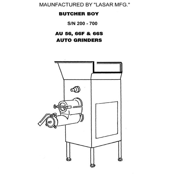 Butcher Manual